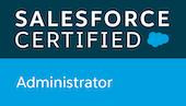 Salesforce Admin Cert Logo